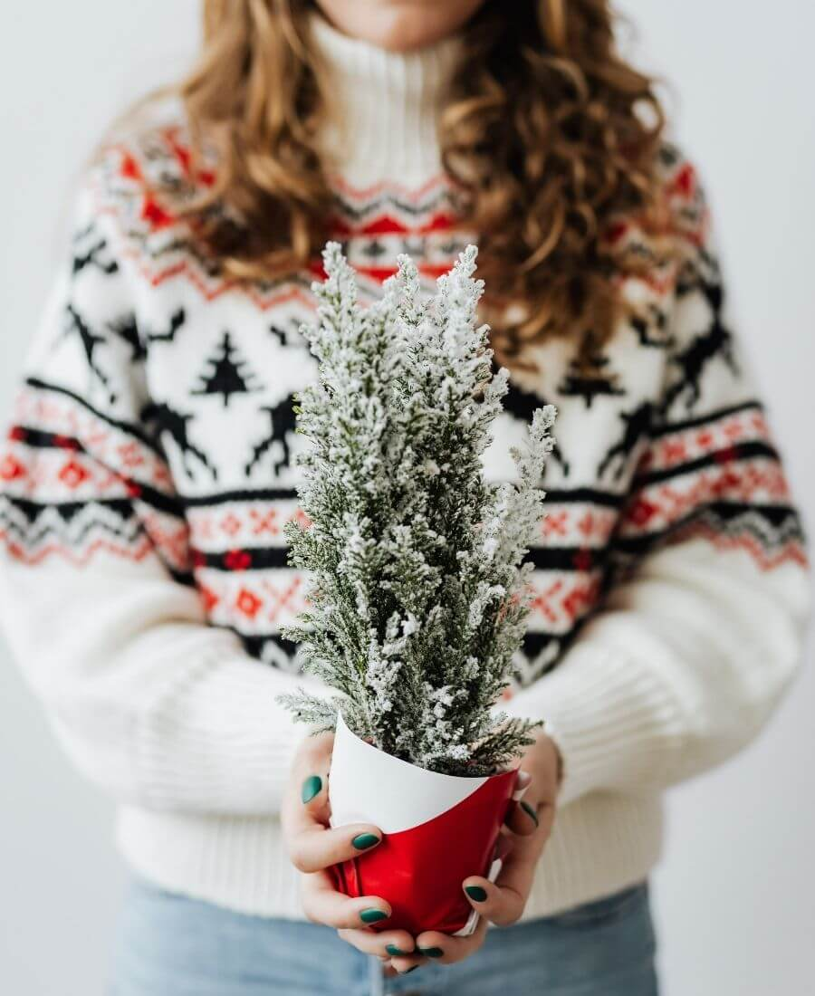 Christmas and ugly sweaters are a pair made in holiday heaven, which is why we're featuring the ugly Christmas sweater on this week's Monday Muse! #uglychristmassweaters #uglychristmassweaterideas #uglychristmassweaterideasforwomen #uglysweaterideas