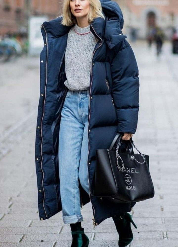 source: pinterest/ Ready for some outfit inspiration? On today's Get The Look, we're featuring this stylish winter outfit, and our favourite finds to pull this look together! #outfitinspirationwinter #puffercoatoutfit #pufferjacketoutfit #winteroutfitscold