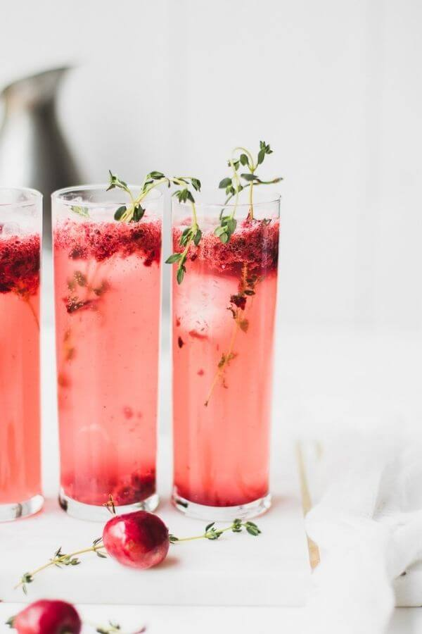 source: peanutbutterpluschocolate.com/ Looking for some new Valentine's Day cocktail recipes? Here are 20+ Pink Valentines Cocktails that are perfect for that special day! And pretty too! #valentinesdaycocktails #pinkcocktails #valentinecocktailrecipes #pinkcocktailrecipes