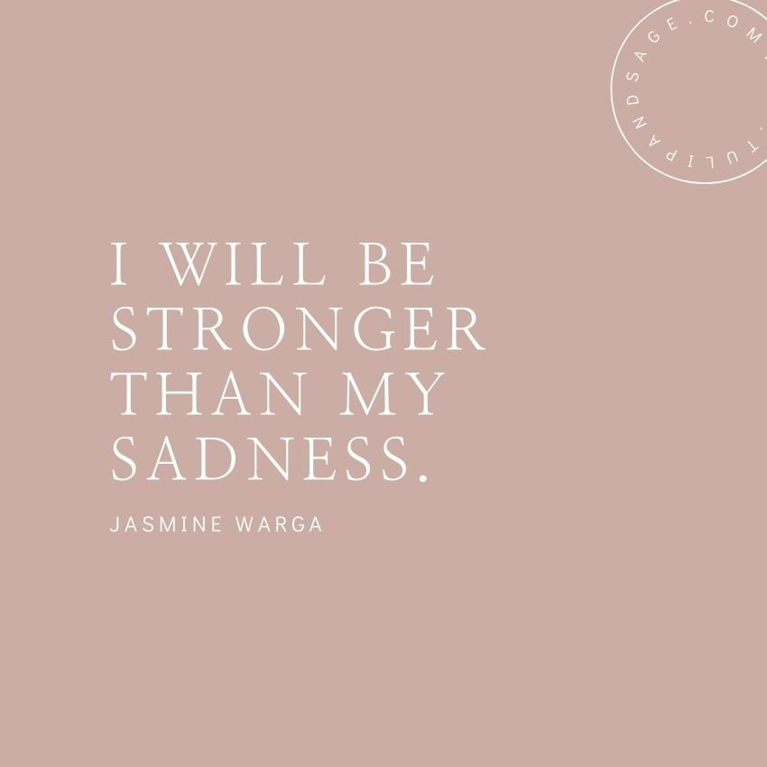 Looking for some quotes to help with depression? Here are 12 uplifting quotes for a bad mental health day; reminding you that good days lie ahead. #upliftingquotes #badmentalhealthdayquotes #quotesabouthope #quotestomakeyoufeelbetter #tulipandsage