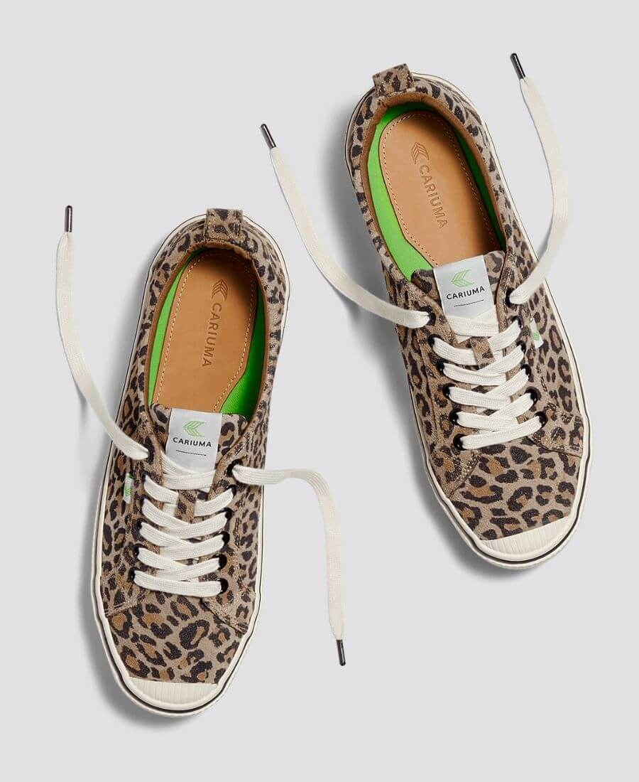 Looking for an eco-friendly shoe? Have you checked out the sustainable sneakers from Cariuma? Here are our favourite picks! #sustainablefashion #sustainableshoes #sustainablesneakers #cariumasneakers