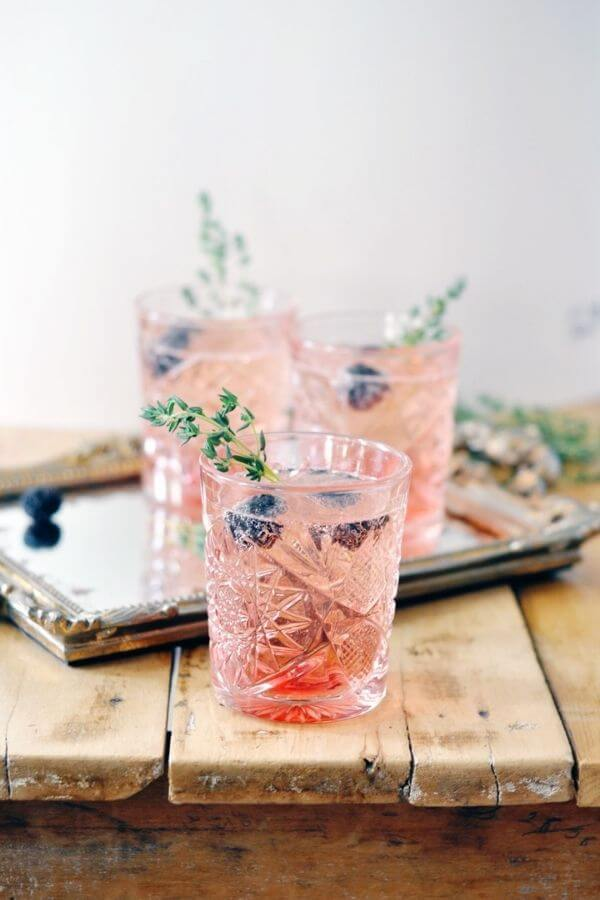 source: jacquelynclark.com/ Looking for some new Valentine's Day cocktail recipes? Here are 20+ Pink Valentines Cocktails that are perfect for that special day! And pretty too! #valentinesdaycocktails #pinkcocktails #valentinecocktailrecipes #pinkcocktailrecipes