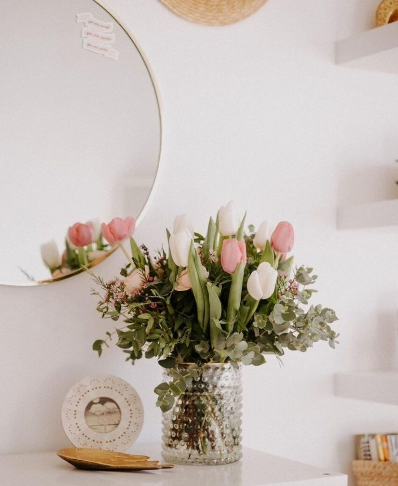 source: notesfromjoana/ Who else is ready for some warmer weather? To celebrate this beautiful season, peek through The Spring Edit for florals, pastels, and all things SPRING! #springaesthetic #spring #springinspiration #springquotes #tulipandsage