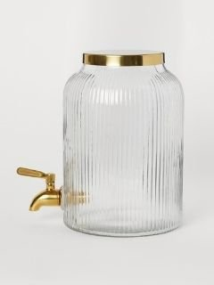 Dispenser with Tap