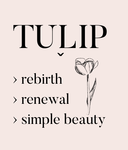 Tulip and Sage | Inspiration For A Life Well-Lived