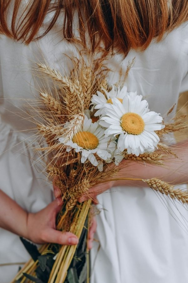 What's sweeter than a daisy flower? Aren't they lovely? Looking to be inspired by some serious daisy aesthetic? Here's a collection of our favourite photos! #daisyaesthetic #daisyflower #flowersaesthetic #daisyinspiration #daisies #daisy #tulipandsage