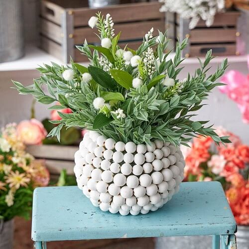 source - ablissfulnest.com/ Looking for some summer DIY projects to try? Check out 10 of my favourite ones - from adorable plant pots to stylish sun hats, I'm loving them all! #summerdiy #summerdiyprojects #summerdiycrafts #summerdiydecor #diysummerdecor #diysummercrafts #tulipandsage