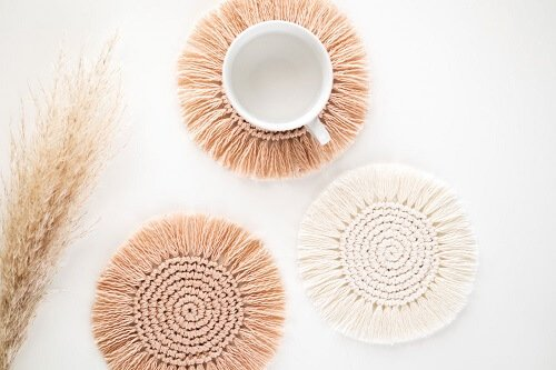 source - forthefrills.com/ Looking for some summer DIY projects to try? Check out 10 of my favourite ones - from adorable plant pots to stylish sun hats, I'm loving them all! #summerdiy #summerdiyprojects #summerdiycrafts #summerdiydecor #diysummerdecor #diysummercrafts #tulipandsage