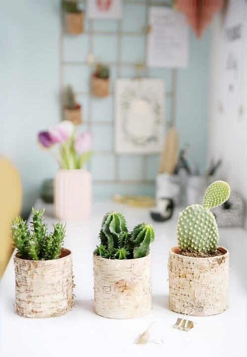 source - meinfeenstaub.com/ Looking for some summer DIY projects to try? Check out 10 of my favourite ones - from adorable plant pots to stylish sun hats, I'm loving them all! #summerdiy #summerdiyprojects #summerdiycrafts #summerdiydecor #diysummerdecor #diysummercrafts #tulipandsage