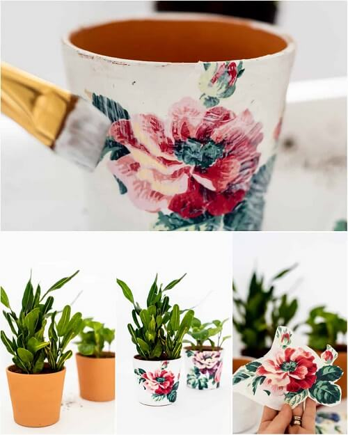 source - placeofmytaste.com/ Looking for some summer DIY projects to try? Check out 10 of my favourite ones - from adorable plant pots to stylish sun hats, I'm loving them all! #summerdiy #summerdiyprojects #summerdiycrafts #summerdiydecor #diysummerdecor #diysummercrafts #tulipandsage