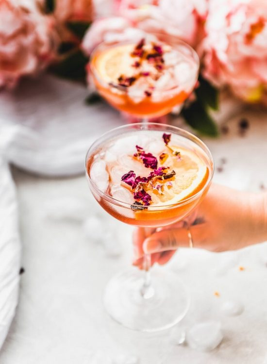 source - rosemaryandrye.com/ On this week's Friday Favourites, find a summer rosé spritz, pantry storage solutions, how to candy flower petals, The Audrey Edit at Anthropologie, + more! #fridayfavorites
