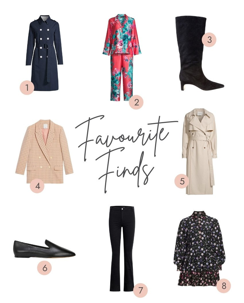 Welcome to this week's favourite finds, where I share the items I've been swooning over lately!  Click to browse and shop this week's faves! #favefinds #favoritefinds #weeklyroundup #favoritethings #bestoftheweek #tulipandsage